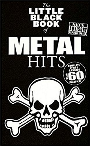 9781846095801: The Little Black Book of Metal Hits (Little Black Book)
