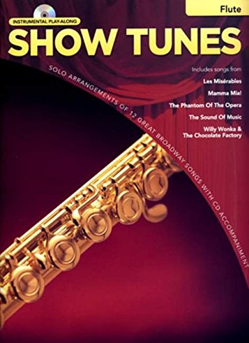 9781846096006: Show Tunes Instrumental Playalong for Flute (Show Tunes Instrumental Playalong)