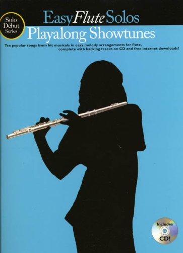 9781846096129: Playalong Showtunes: Easy Flute Solos (Solo Debut)