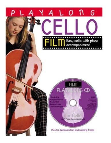9781846096570: Playalong Cello: Film Tunes