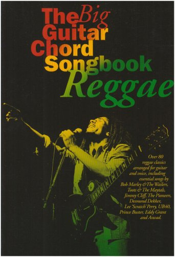 9781846096747: The Big Guitar Chord Songbook Reggae