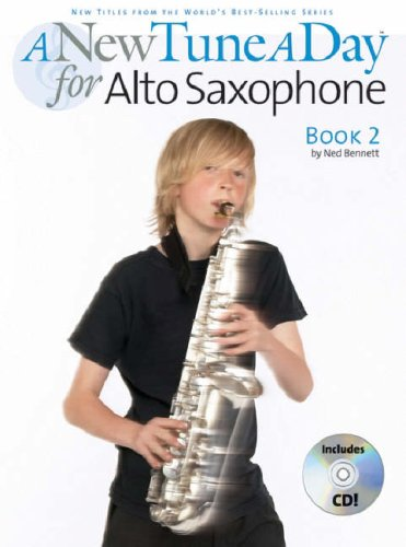 A New Tune a Day for Alto Saxophone (A New Tune a Day)