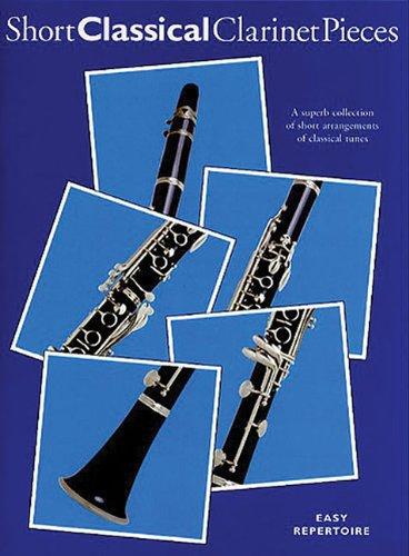 9781846097706: Short Classical Clarinet Pieces (Easy Repertoire)
