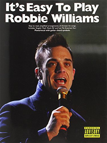 9781846098147: It's Easy to Play Robbie Williams (Pvg)