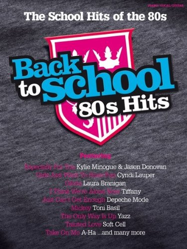 9781846098260: Back To School 80S Hits Pvg