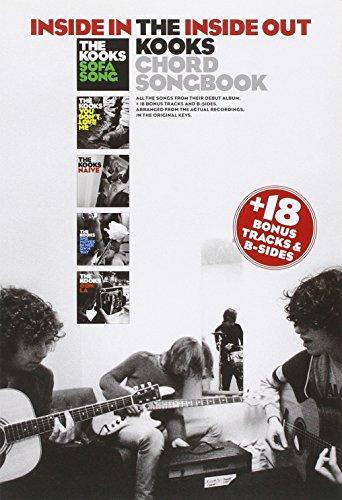 9781846098383: The Kooks: Inside In/Inside Out Bonus Songs: Chord Songbook