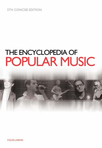 9781846098567: Encyclopedia Of Popular Music
