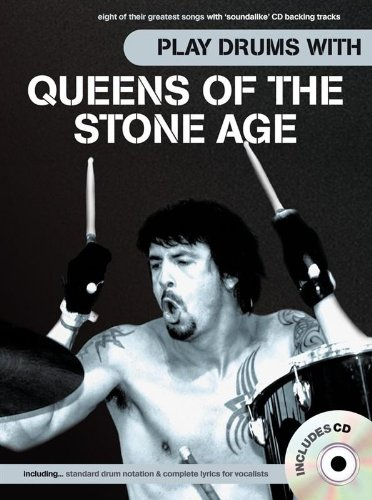 9781846098918: Queens Of The Stone Age Play Drums With.... + Cd