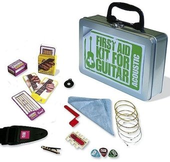 9781846099274: First Aid Kit for Acoustic Guitar