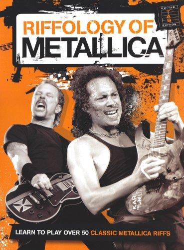 9781846099892: Riffology of Metallica