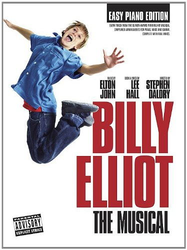 9781846099922: Billy Elliot The Musical: Easy Piano Edition