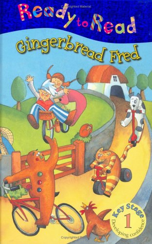 9781846101342: Gingerbread Fred (Ready to Read)