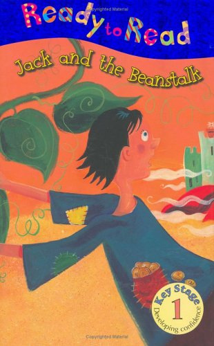 Jack and the Beanstalk (Ready to Read): Nick Page, Claire