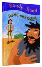 9781846101458: David and Goliath: Bible Readers (Ready to Read)
