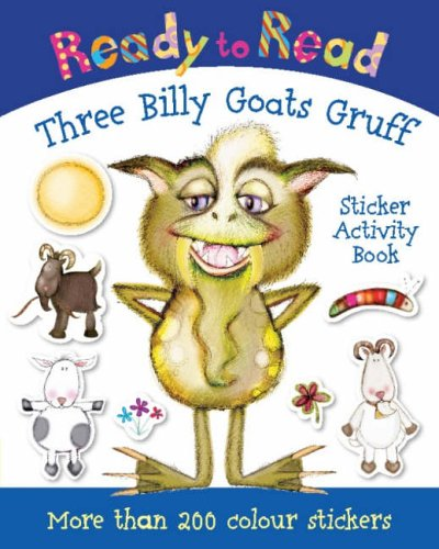 9781846101533: Three Billy Goats Gruff Sticker Book (Ready to Read Sticker Books)