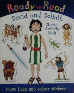 9781846101571: David and Goliath Sticker Book: Bible Sticker Books (Ready to Read)