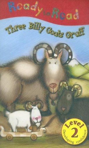 9781846102097: Three Billy Goats Gruff (Ready to Read)