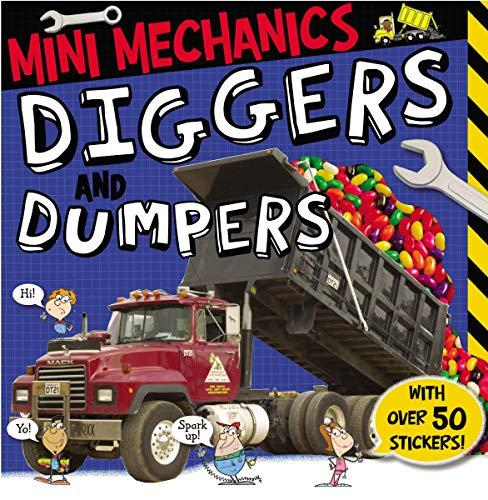 9781846102912: Diggers and Dumpers (Mini Mechanics)