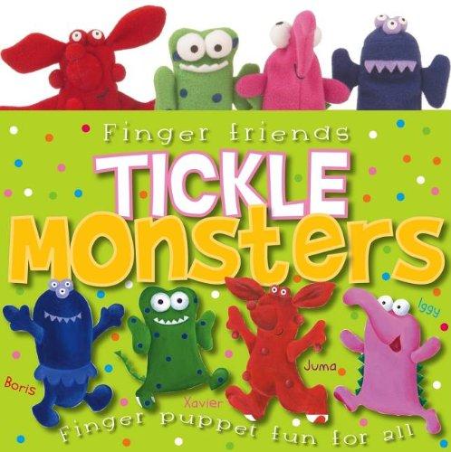 9781846104275: Finger Puppet Books Tickle Monster