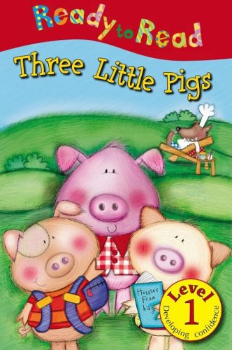 9781846104398: Three Little Pigs (Ready to Read, Level 1)