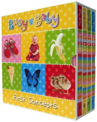 My Books of Busy Baby Sparklies Slipcase: Jane Horne