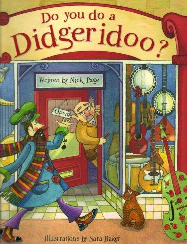 9781846105708: Do You Do a Didgeridoo?