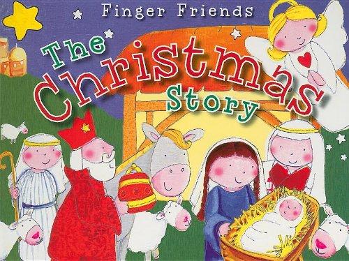 9781846105739: Finger Puppet Books Christmas Story