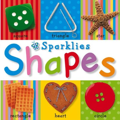 Sparklies Shapes (Busy Baby): Jane Horne