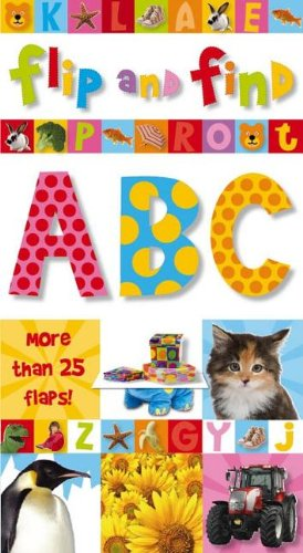 9781846107306: Flip & Find ABC -Board (Flip and Find)