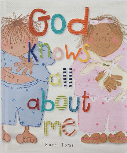9781846107818: God Knows All About Me (Kate Toms Series)