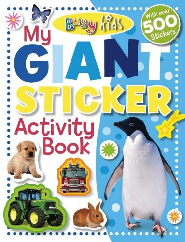 My Giant Sticker: Karen Morrison; Chris