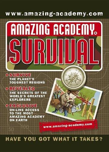 9781846108174: Amazing Academy Survival
