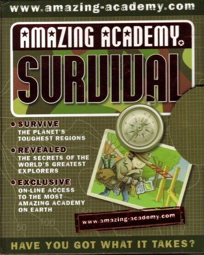 9781846109195: Amazing Academy Survival