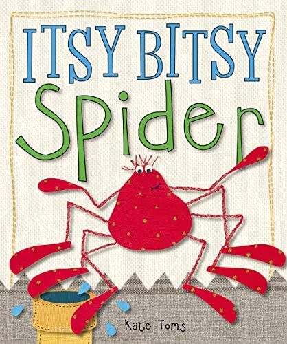 9781846109744: Itsy Bitsy Spider