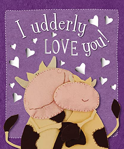 9781846109904: I Udderly Love You (Kate Toms)