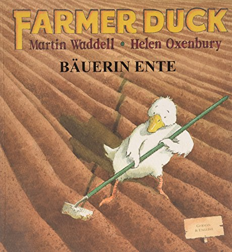 9781846110436: Farmer Duck in German and English (English and German Edition)