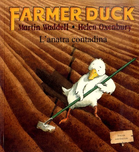9781846110481: Farmer Duck in Italian and English (English and Multilingual Edition)