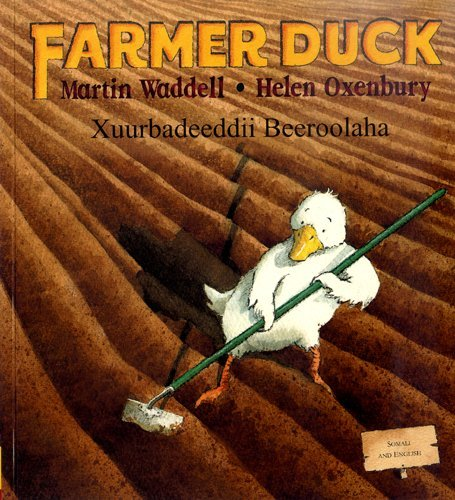 Farmer Duck in Somali and English (English and Somali Edition) (1846110599) by Waddell, Martin