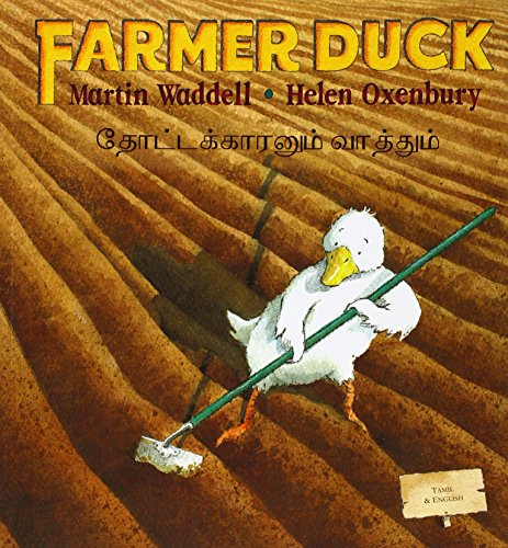 9781846110634: Farmer Duck in Tamil and English (English and Multilingual Edition)