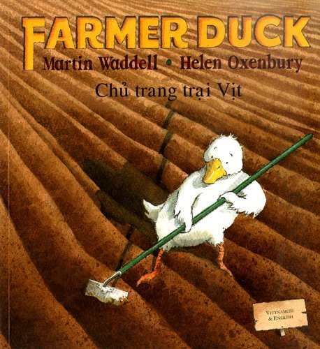 9781846110672: Farmer Duck in Vietnamese and English