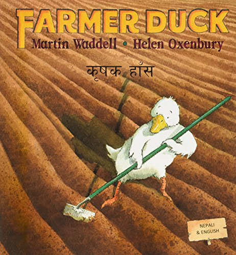 9781846110696: Farmer Duck in Nepali and English