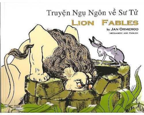 Lion Fables (English and Vietnamese Edition): Jan Ormerod