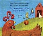 9781846112157: Little Red Hen/Grains of Wheat German