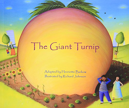 9781846112331: The Giant Turnip