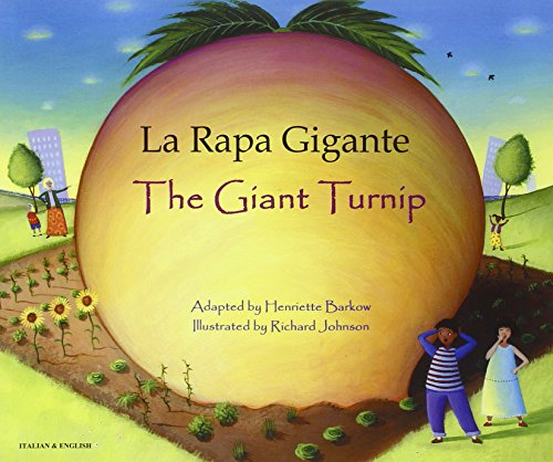 9781846112386: La rapa gigante - The giant turnip (Folk Tales)