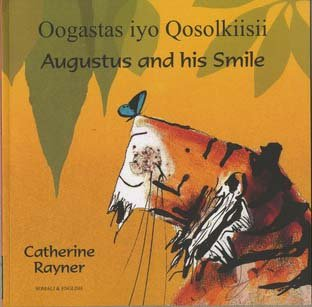 9781846113628: Augustus and His Smile in Somali and English (English and Somali Edition)
