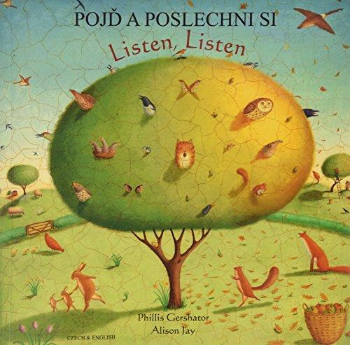9781846114212: Listen, Listen in Czech and English