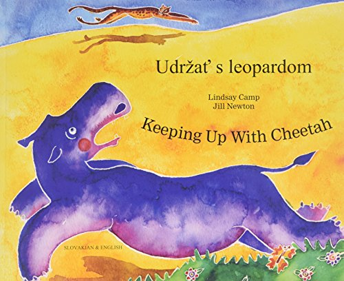 9781846114366: Keeping Up with Cheetah in Slovakian and English