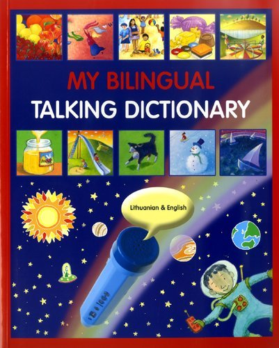 9781846116063: My Bilingual Talking Dictionary in Lithuanian and English