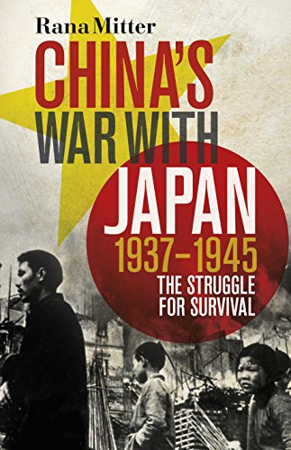 Chinas War With Japan, 1937-1945: The Struggle for Survival